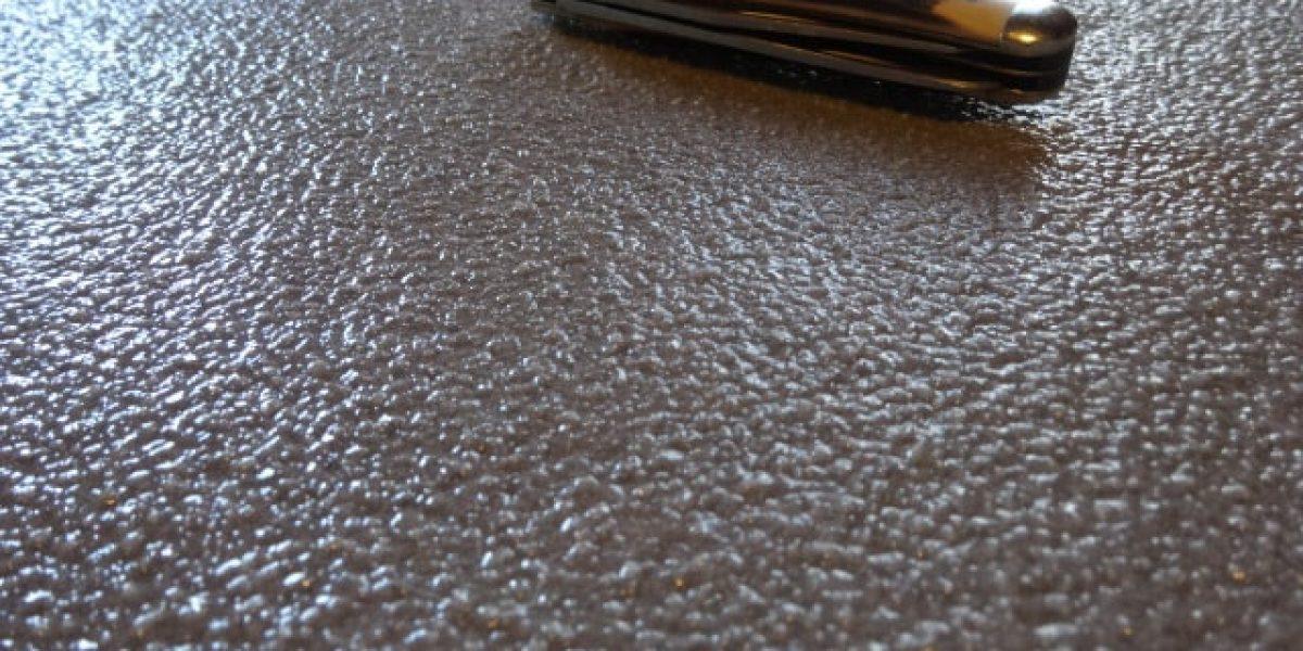 coated floors